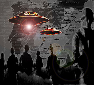 Base espacial extraterrestre en el Himalaya
