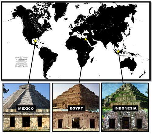 Antártida pirámides