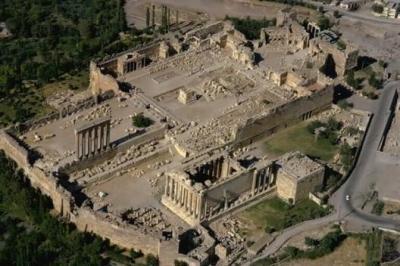 46532 baalbek2 - La construcción imposible de la Terraza de Baalbek, ¡a ver como la ciencia explica esto!