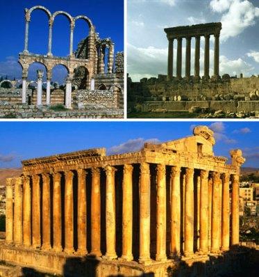 793f1 baalbek ruins - La construcción imposible de la Terraza de Baalbek, ¡a ver como la ciencia explica esto!