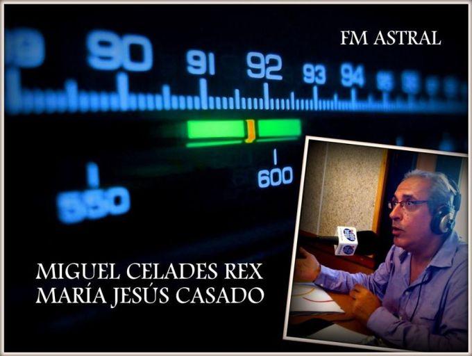 Desde FM Astral en Capilla del Monte, programa radial Alternativa Extraterrestre